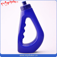 Food grade raw materials plastic running water bottle for drinking