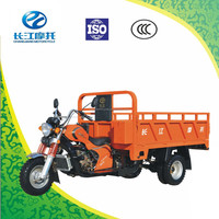 Water cooling five wheel truck cargo tricycle for sale