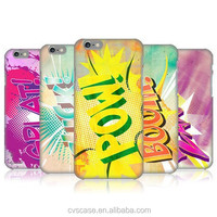 Fashion Design 3D Image PC/TPU Material Mobile Phone Case For Iphone 6.