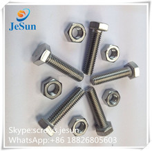 Factory manufacture made in China alibaba website bolts and nuts