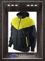 OEM Design Hot sales outdoor waterproof zip Contrast Color Logo printing Couple winter Jacket