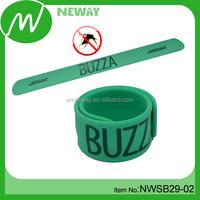 Fashion anti mosquito bracelet, mosquito repellent band, mosquito repellent wristband