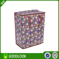 wholesale non woven recyclable shopping bag foldable