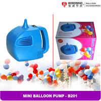 B201 Mini Electric Balloon Inflator Air Pump party decoration