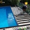 swimming pool railings usage waterProof high strength wpc board