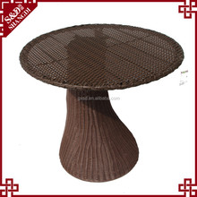 2015 shangdi new creative best selling unique style garden mushroom table