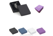 Paper Cardbord Gift Box,Exquisite Jewellery Pendant Earrings Gift Box Boxes 6.6x7.8x2.2cm