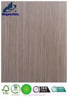 Good price Engineered wood veneer Black rose (498S)doors or for the furniture