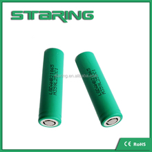 Fresh stock! LG 18650 battery LGDAHB2 18650 li-ion battery 3.7v 1500mah