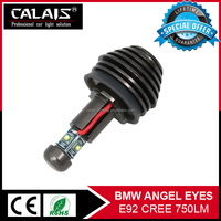 New design Cr ee 40W 10-30V Led Angel Eyes CE ROHS Led Marker Angel Eye for car tuning