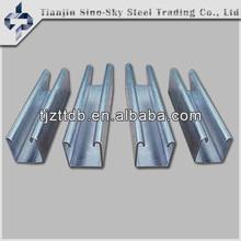 prime quality channel U beam C beam steel