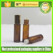 Top Sale! fantastic roller glass bottle 5ml roll on glass bottle cosmetic lipstick