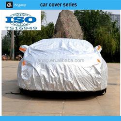 hail and rain Resistant Outdoor Different Size S M L XL XXL aluminum foil Car Cover