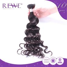 Excellent Quality Tangle Free Weave 7A Grade Combodian Real Water Wave Virgin Hair