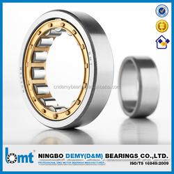 Full complement cylindrical roller bearings NJ204EM