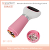 High quality Electric Professional Foot Scrubber and Micro Pedicure File Tool,electric callus remover