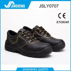 2015 womens safety shoes steel toe cap with heel safety boots goodyear boots safety