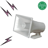 ELECTRONIC ALARM SIREN Loud electronic emerecy horn speaker car alarm system