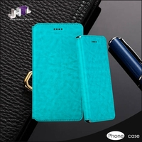 Cute Book Style Leather Case For Mobile Phone