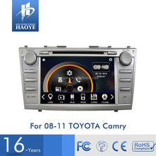 Good Quality Small Order Accept Android Car Dvd Gps Navigation Head Unit For Toyota Camry