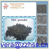 high melting point niobium carbide powder NbC refractory material used in arc-welding rods Niobium Carbide Powder