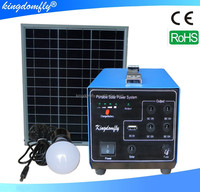 10W solar panel 8AH battery Solar generator power home use system