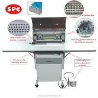 SPC EBX-50 Multi function automatic book binding machine