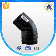 Plastic 45 Degree Pipe Elbow for Drink Water Supply