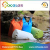 colorful 500d Pvcwaterproof Bag with shoulder straps for camping and swimsuit