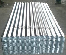 LUXI brand full hard zinc roofing sheet