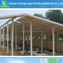 EPS sandwich panel wall fiber cement board new building materials calcium silicate