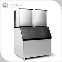 Heavy Duty Fully Automatic Ice Maker Machine For 38MM Large Ice Cube
