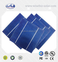 6x6 156mm poly solar cell Taiwan A grade low solar cell price