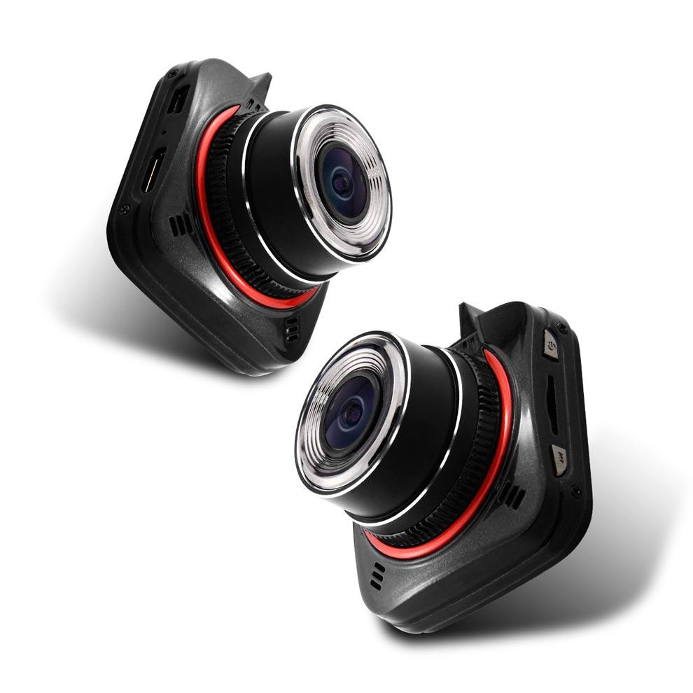Professional Mini véhicule Carcam enregistreur DVR avec Ambarella A7LA50 Chipset et HDR ADAS et LDWS et FCWS fonction