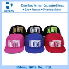 China manufacture corduroy snapback hat wholesale