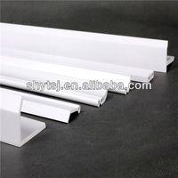 u-shape edge banding pvc edge banding/kitchen cabinet shelf edge