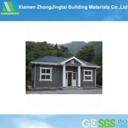 High quality mobile timber frame homes/contemporary prefab houses