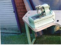 Reece S2 Buttonhole Sewing Machine