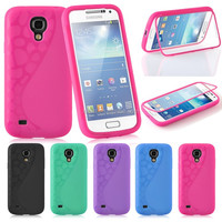 Tpu Silicon Case For Samsung Galaxy S4 Mini I9190 Full Body Protector