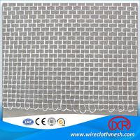 stainless steel dense mat,woven mesh,mat filter mesh