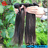 Hot Selling Remy Double Drawn Weft Full cuticles 10a grade brazilian hair