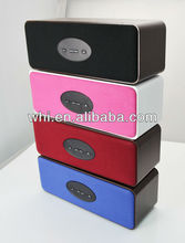 hifi Bluetooth Card Portable mini speaker box music player Loudspeaker