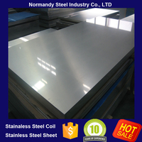 ss 304 2b finish stainless steel sheet 0.8mm thickness