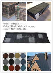 roof material stone coated metal roof tile /roofing sheet/shingle