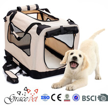 [Grace Pet] Oxford Fabric Collapsible Dog Crate Cat carrier