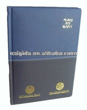exquisite quality business leather agenda