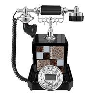 home decorative old model telephones