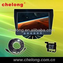 "SHARP 1/3"" high-resolution CCD Suitable most vehicles 7inc in-car stand-alone kia sorento car monitor"