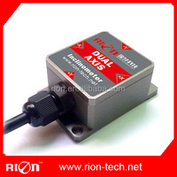 LCA310 The Cheapest 1-axis Analog Tilt Sensor , Analog Inclinometer With Built-in Newest MEMS Tech From Shenzhen Factory