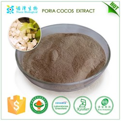 Natural poria cocos extract powder for health care food industry raw materals